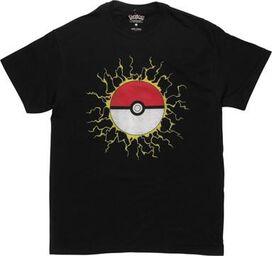 Pokemon Electric Poke Ball T-Shirt