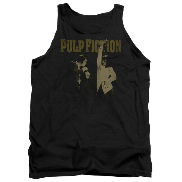 Pulp Fiction I Wanna Dance Adult Tank