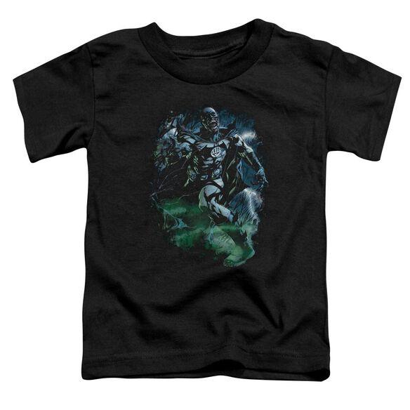 Green Lantern Black Lantern Batman Short Sleeve Toddler Tee Black Md T-Shirt