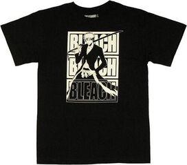 Bleach Ichigo Name Frame T-Shirt