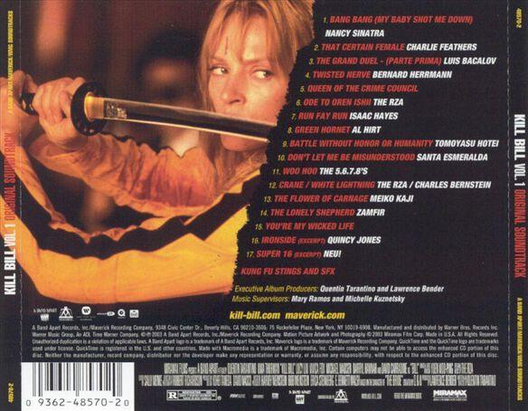 Kill Bill 1 / O.S.T. (Enh)