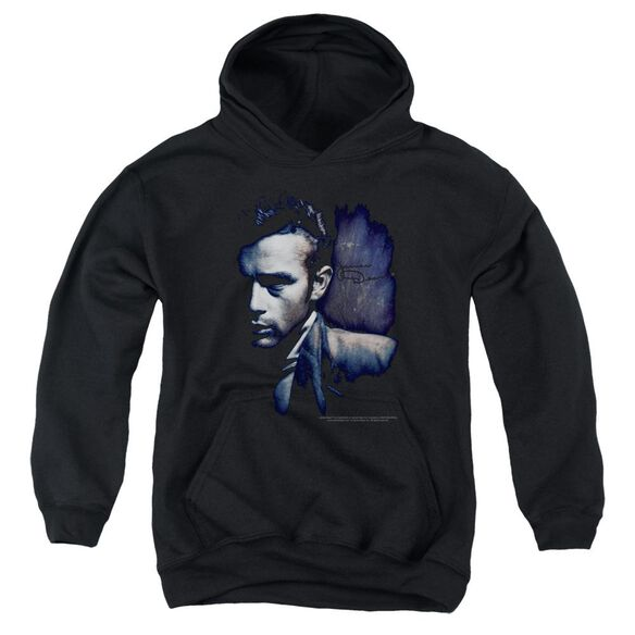 Dean In Shadow Youth Pull Over Hoodie