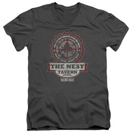 Falling Skies The Next Short Sleeve Adult V Neck T-Shirt