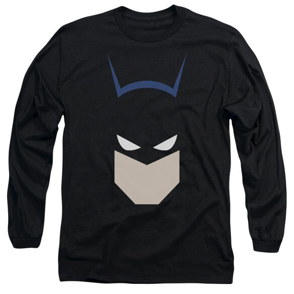 BATMAN BAT HEAD-L/S T-Shirt