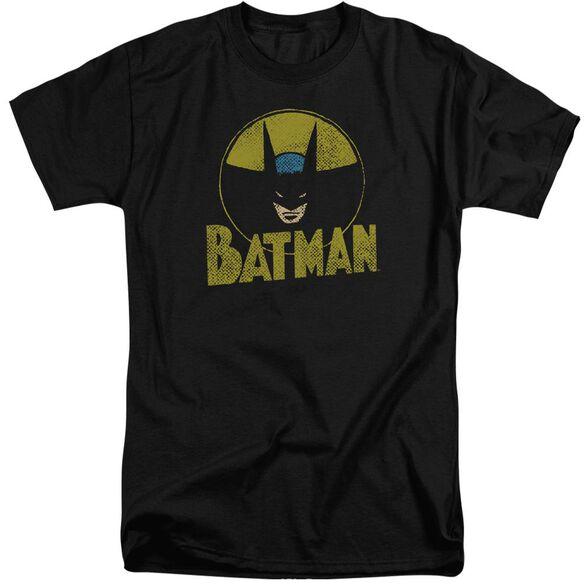 Dc Circle Bat Short Sleeve Adult Tall T-Shirt