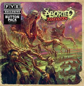 Aborted - Terrorvision [Exclusive Pin Pack Included]