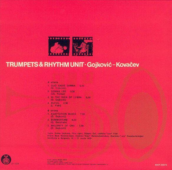 Trumpets & Rhythm Unit (Rmst) (Jpn)
