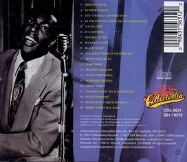 Charles Brown - Driftin' Blues: The Best of Charles Brown