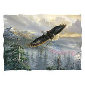 Wild Wings Rebuilding America 2 Pillow Case