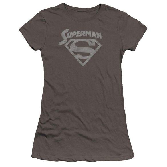 Superman Super Arch Premium Bella Junior Sheer Jersey