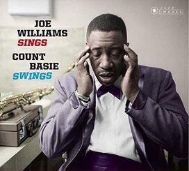Count Basie / Joe Williams - Joe Williams Sings Basie Swings