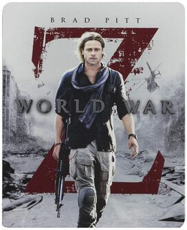 World War Z(Steel Book)