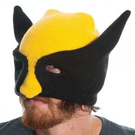 X Men Wolverine Half Mask Beanie