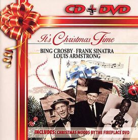 Frank Sinatra/Bing Crosby/Nat King Cole - It's Christmas Time