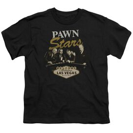 Pawn Stars Let It Roll Short Sleeve Youth T-Shirt