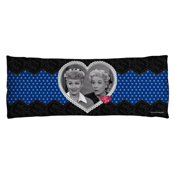 I Love Lucy Lace Of Friendship Microfiber Body