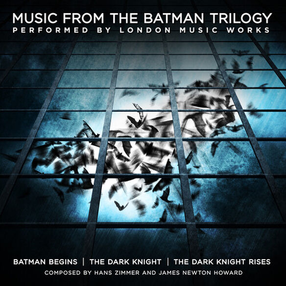 London Music Works - Music From The Batman Trilogy