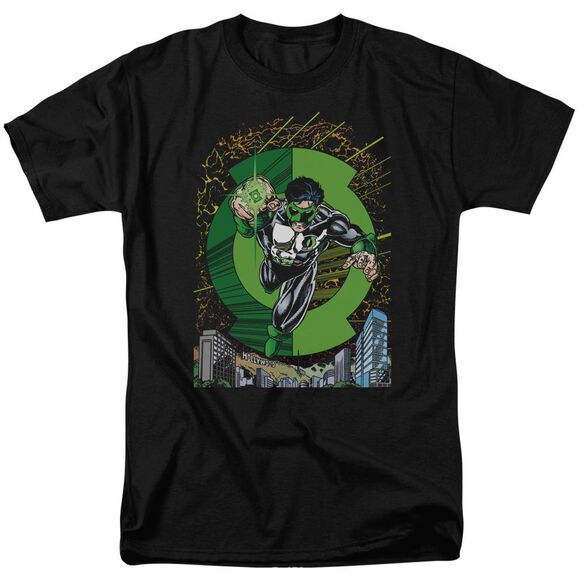 Green Lantern Gl #51 Cover Short Sleeve Adult T-Shirt