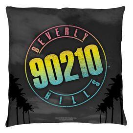 90210 Palms Logo Throw