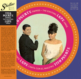 La Lupe/ Tito Puente - Tito Puente Swings The Exciting Lupe Sings
