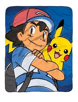 Pokemon Next Tournament Throw Blanket