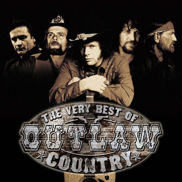 Various Artists - The Very Best Of Outlaw Country