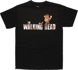 Mr Potato Head the Walking Head T-Shirt