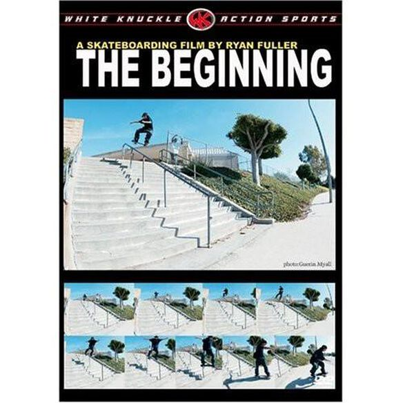 The Beginning: White Knuckle Action Sports
