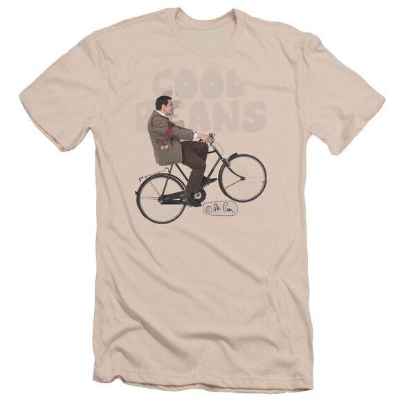 Mr Bean Cool Beans Short Sleeve Adult T-Shirt