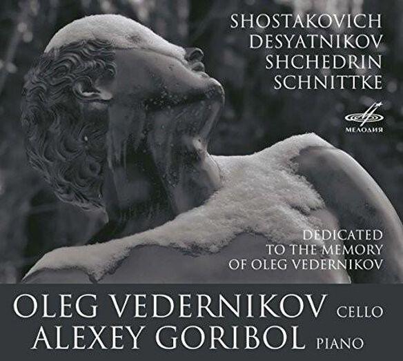 Shostakovich / Desyatnikov / Shchedrin / Schnittke
