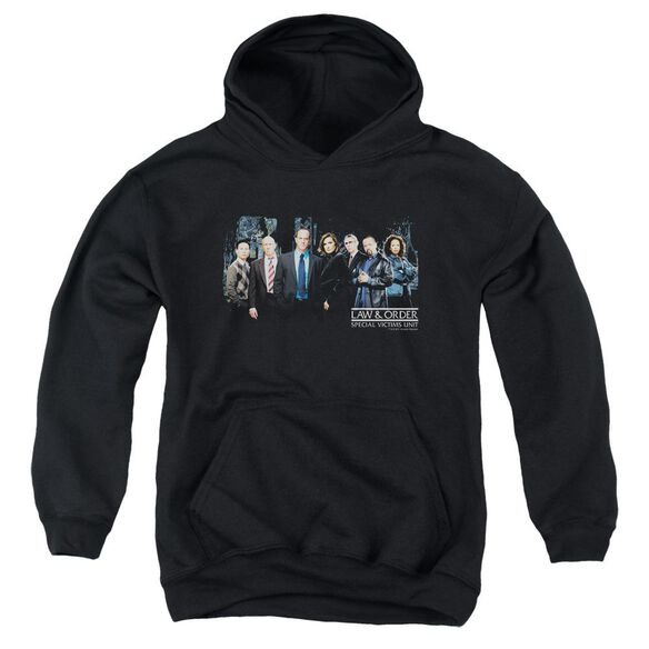 Law And Order Svu Cast Youth Pull Over Hoodie