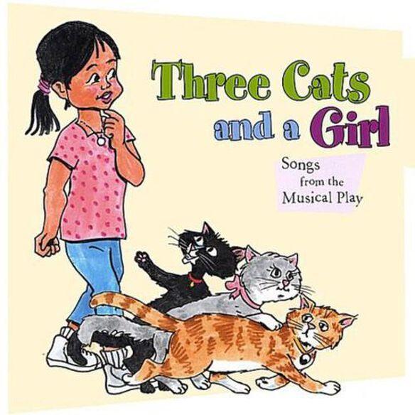 Three Cats & A Girl / O.S.T.