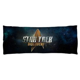 Star Trek Discovery Star Trek Discovery Logo Microfiber Body