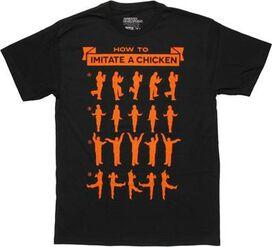 Arrested Development Imitate Chicken T-Shirt