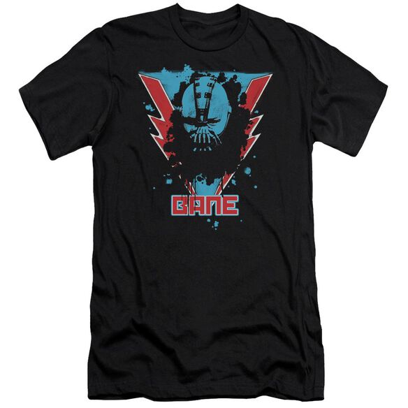 Dark Knight Rises Bane Lightning Short Sleeve Adult T-Shirt