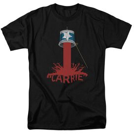Carrie Bucket Of Blood Short Sleeve Adult T-Shirt
