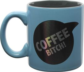 Breaking Bad Jesse Coffee Bitch Jumbo Mug