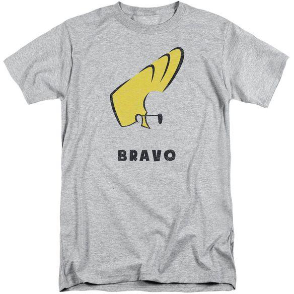 Johnny Bravo Johnny Hair Short Sleeve Adult Tall Athletic T-Shirt