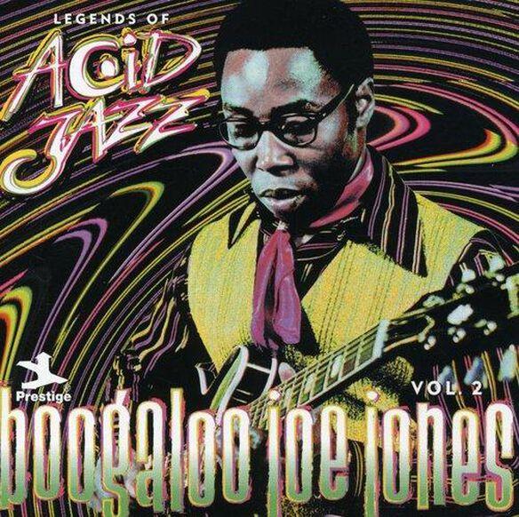 Boogaloo Joe Jones - Legends of Acid 2