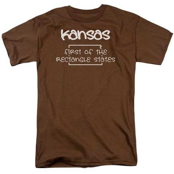 Kansas Short Sleeve Adult T-Shirt