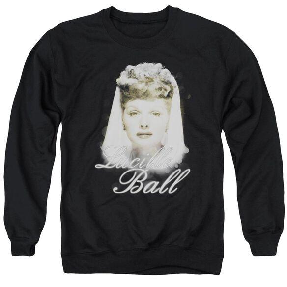 Lucille Ball Glowing Adult Crewneck Sweatshirt