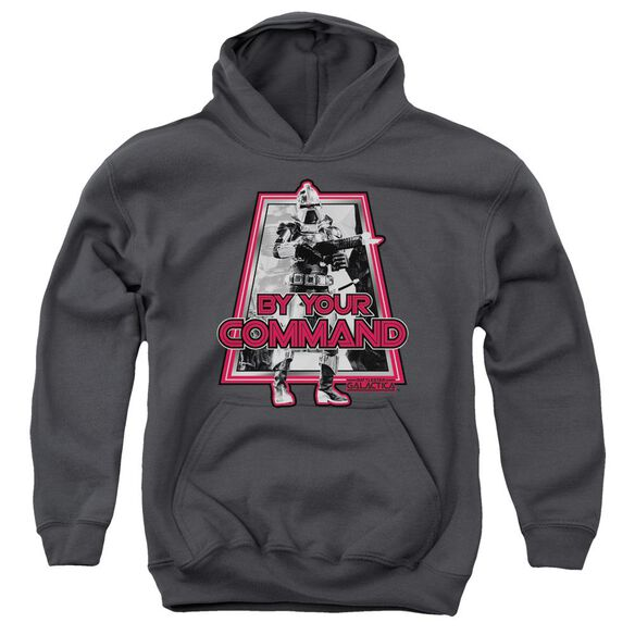 Bsg By Your Command(Classic) Youth Pull Over Hoodie