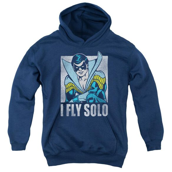 Dc Fly Solo Youth Pull Over Hoodie