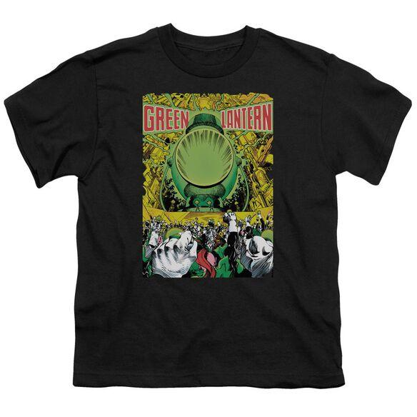 Green Lantern Gl #200 Cover Short Sleeve Youth T-Shirt