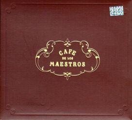 Gustavo Santaolalla - Café de los Maestros