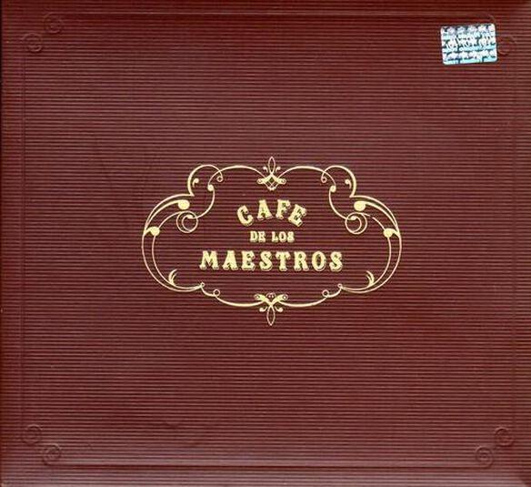 Cafe De Los Maestros (Box Set / Var (Arg)