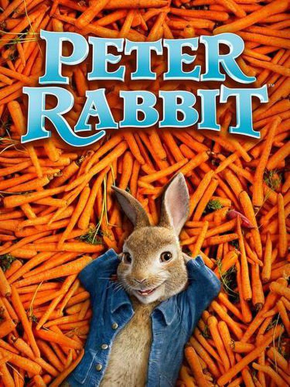 Peter Rabbit [Blu-ray/DVD]