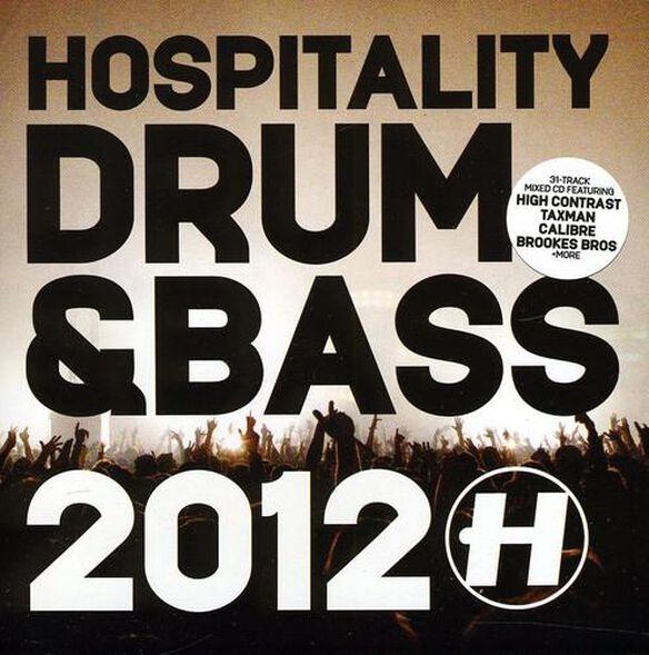 Hospitality: Drum & Bass 2012 / Various (Jewl)