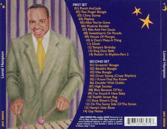 Lionel Hampton Jazz
