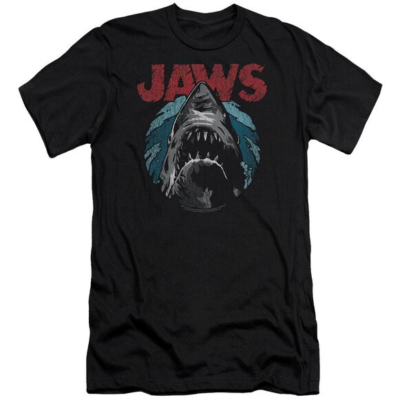 Jaws Water Circle Premuim Canvas Adult Slim Fit